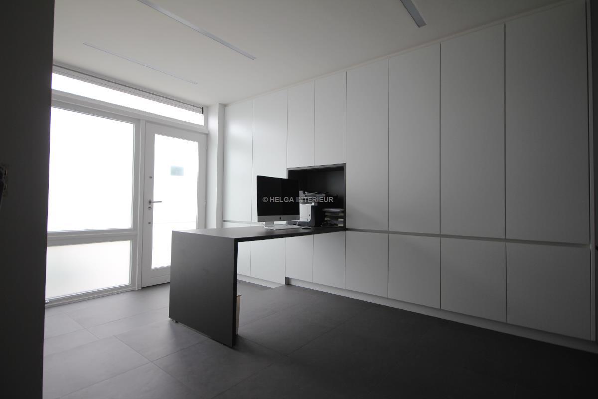 Bureau helga interieur architectuur antwerpen