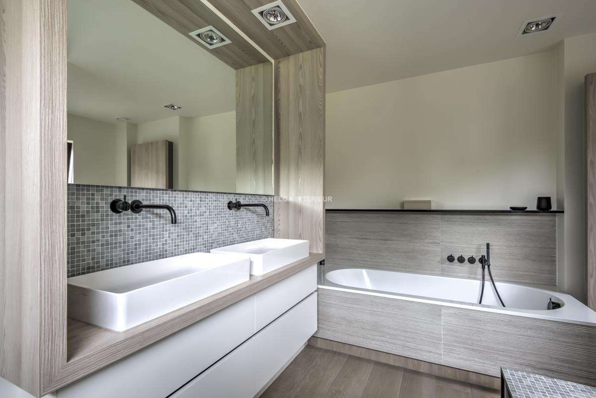 Badkamer Renovatie Wommelgem Helga Interieur Architectuur Antwerpen